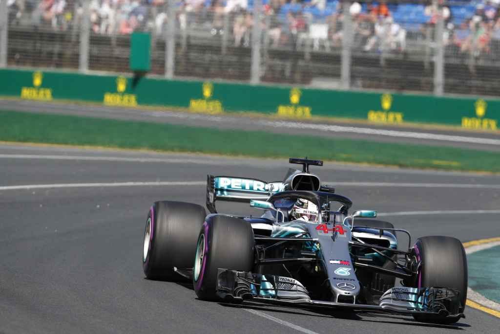 Formel 1 Australien Ergebnisse