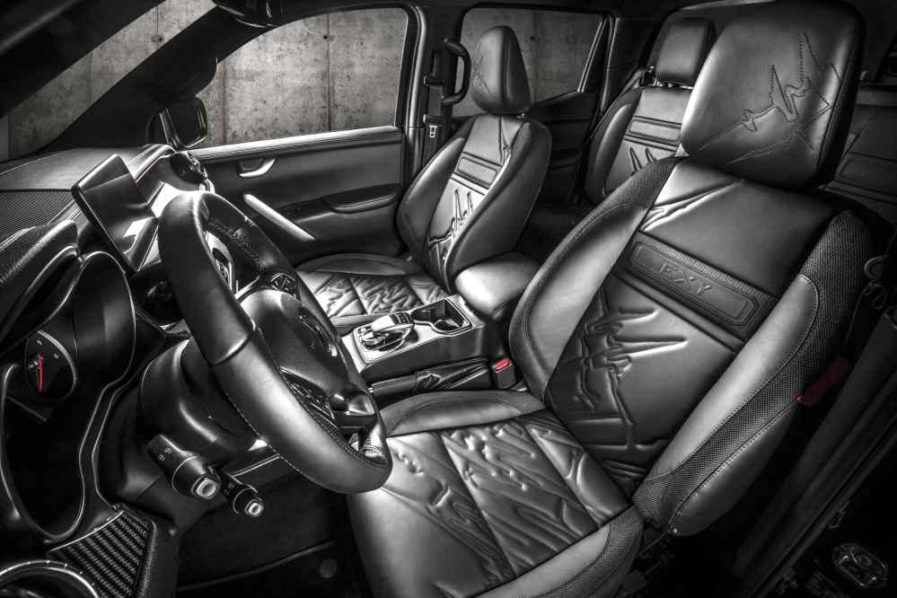 Mercedes-Benz X-Klasse mit Exy-Offroad-Kit von Carlex Design