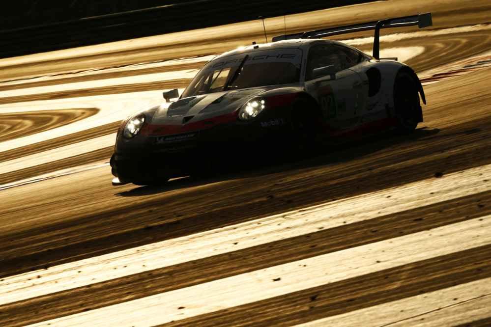 Porsche 911 RSR, Porsche GT Team (92), Michael Christensen, Kevin Estre