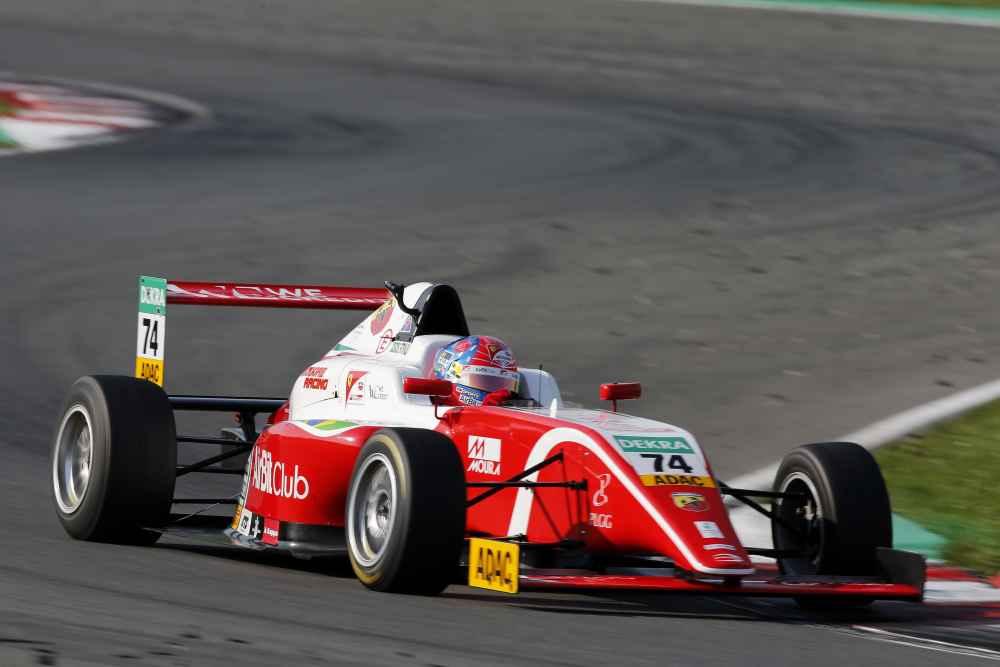 Weltmeister-Enkel Enzo Fittipaldi fährt aufs Podium