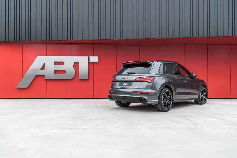ABT Audi Q5 und SQ5