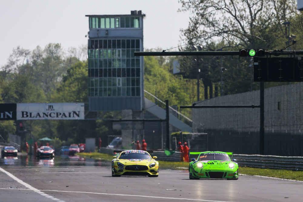 Herberth Motorsport, Jürgen Häring (D), Edward-Lewis Brauner (D), Wolfgang Triller (D)