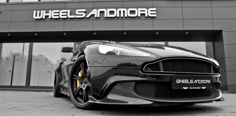 Aston Martin Vanquish S Volante Tuning by Wheelsandmore