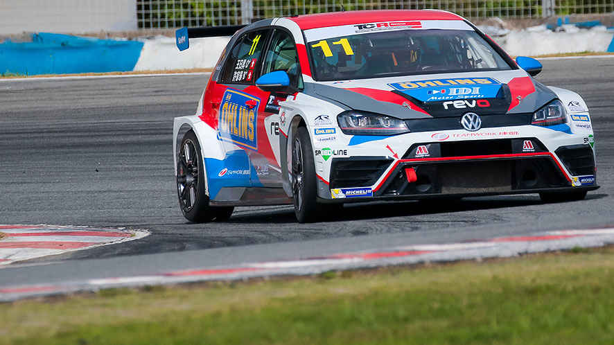 TCR China: Sieg für den Volkswagen Golf GTI TCR in Zhuhai