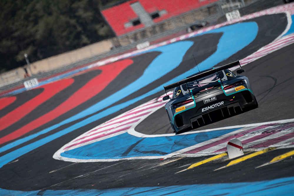 Mercedes-AMG GT3 #49, RAM Racing