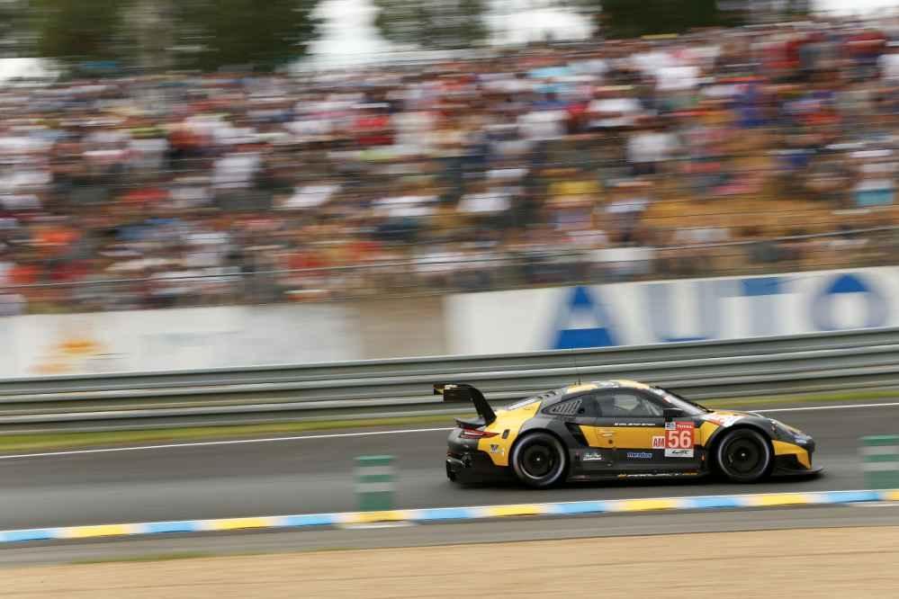Der Auftritt in Le Mans war eine Premiere für das Team von Project 1.
