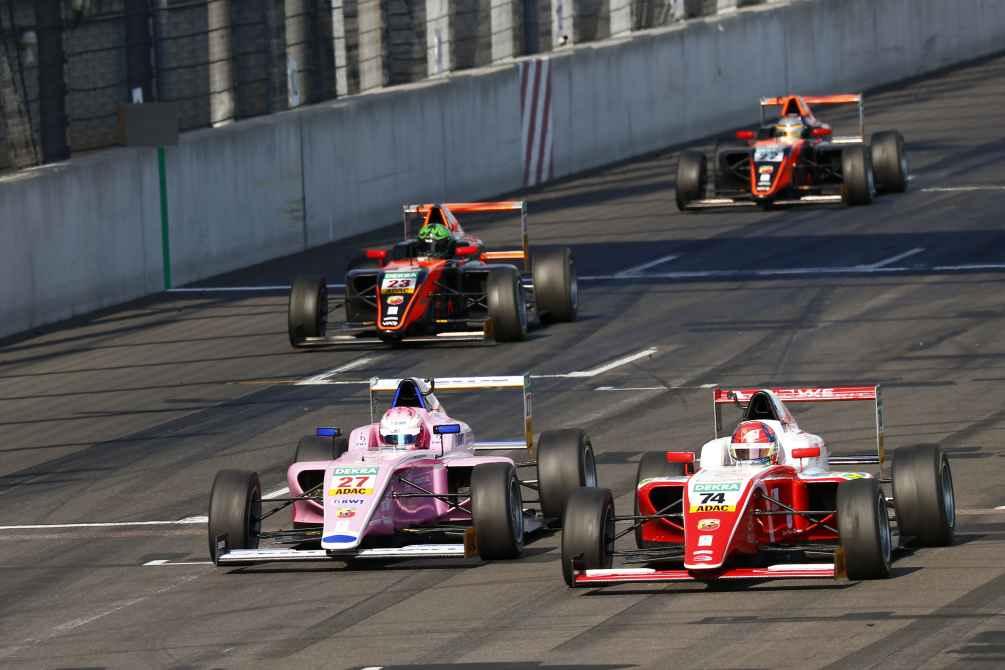 David Schumacher und Enzo Fittipaldi freuen sich auf das gemeinsame Rennwochenende mit der Formel 1