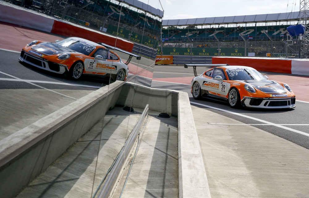 Porsche 911 GT3 Cup, Tom Wrigley (GB), Porsche Mobil 1 Supercup, Silverstone 2018