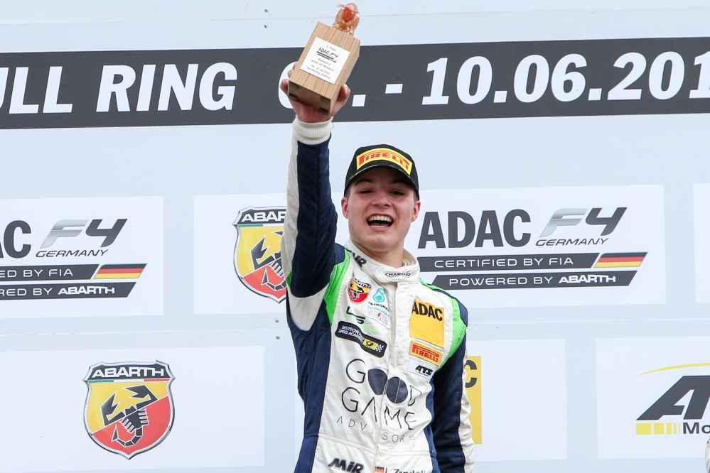 Sieg Nummer sechs am Red Bull Ring