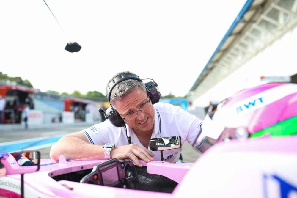 Ralf Schumacher leitet das Team US Racing CHRS