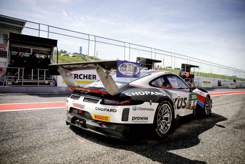 KÜS Team75 Bernhard, Porsche 911 GT3 R (117), Timo Bernhard  Earl Bamber, Laurens Vanthoor