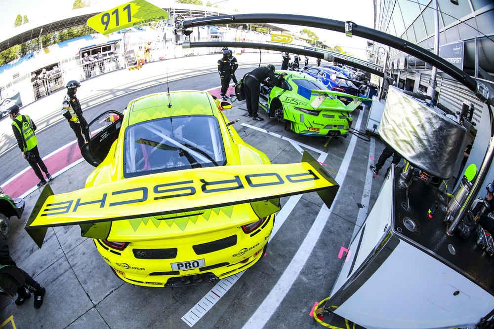 Manthey-Racing und Herberth Motorsport