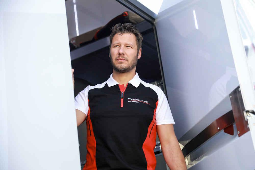 Sebastian Golz (Projektleiter 911 GT3 R)