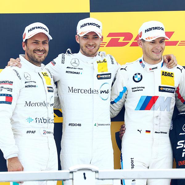 Starten in Spa: Paffett, Mortara und Wittmann