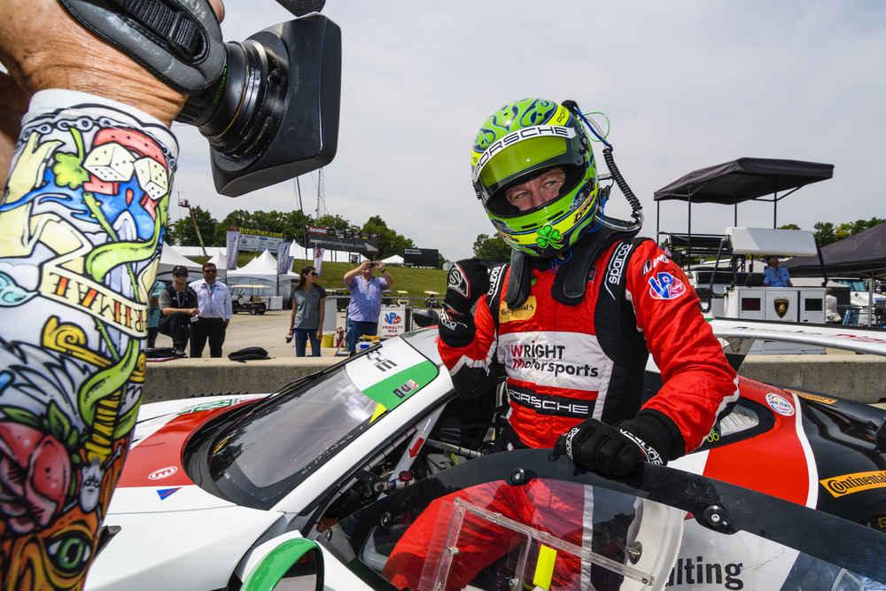 Wright Motorsports: Patrick Long