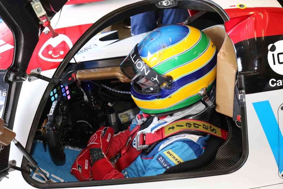 Bruno Senna muss mit gebrochenem Knöchel auf den Start in Silverstone verzichten