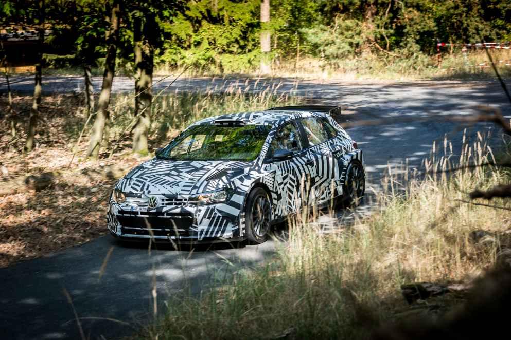Neuer Polo GTI R5 für den Kundensport debütiert mit einzigem geplanten Werkseinsatz