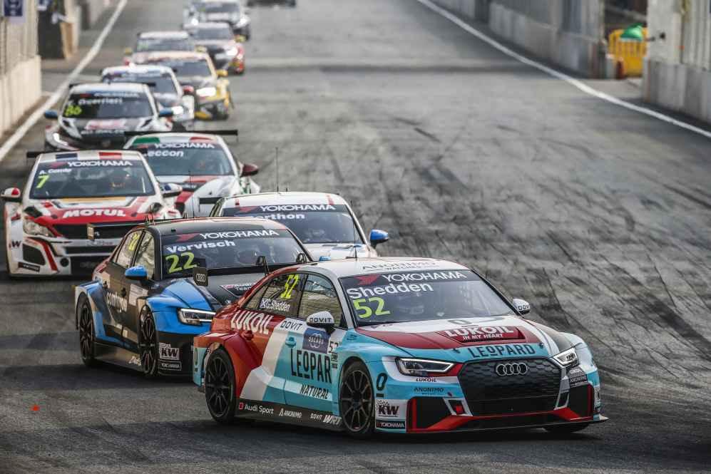 Bestes Rennwochenende für Audi Sport im WTCR - FIA-Tourenwagen-Weltcup