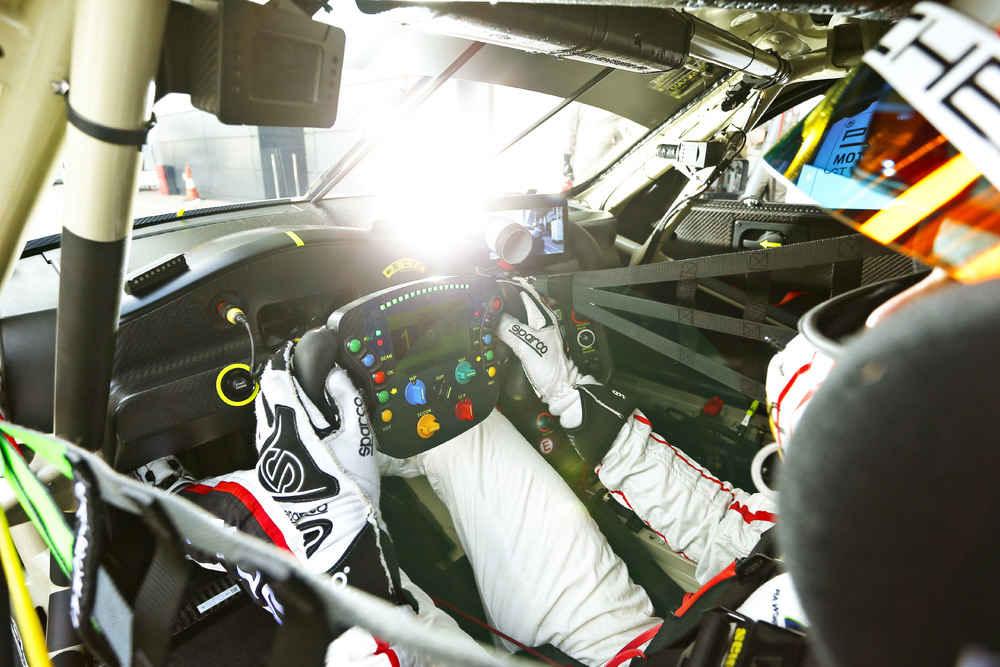 Gianmaria Bruni (I), Porsche GT Team