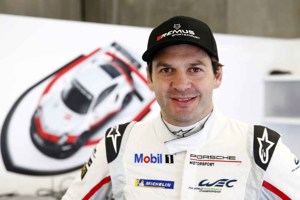 Richard Lietz (A), Porsche GT Team