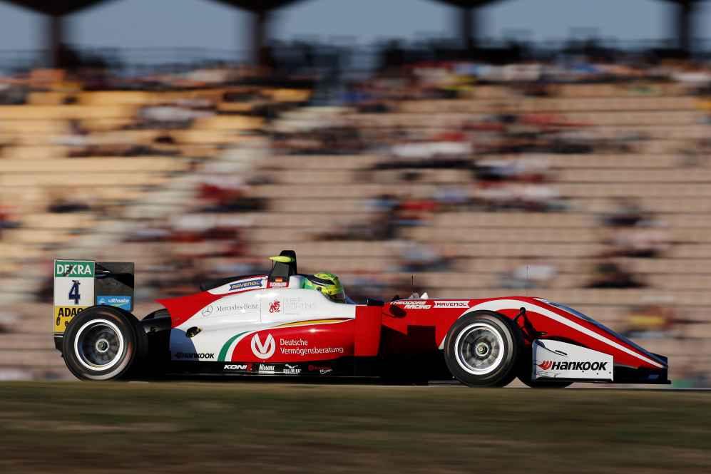 Mick Schumacher (DEU, PREMA Theodore Racing, Dallara F317 - Mercedes-Benz)