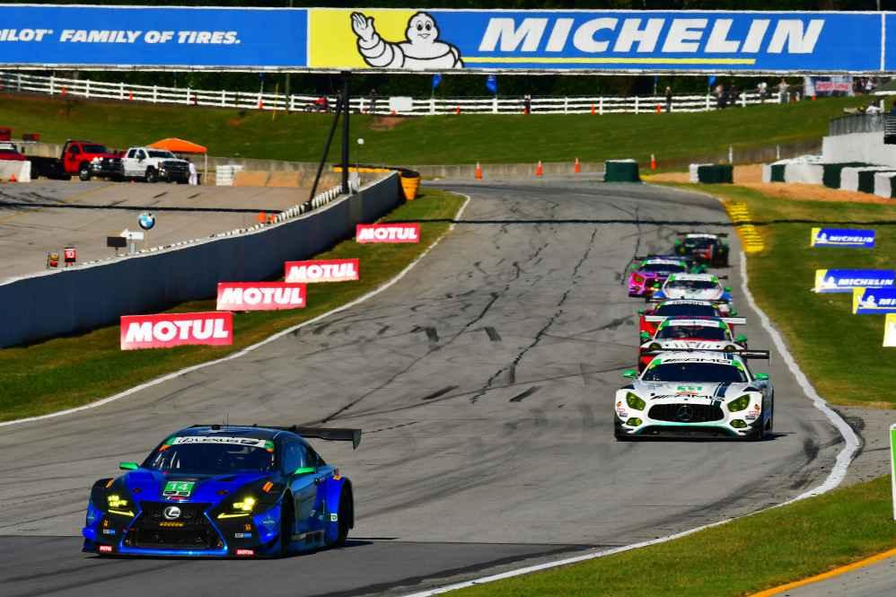 3GT Racing-Pilot Baumann startete beim Saisonfinale mit Kyle Marcelli und Philipp Frommenwiler