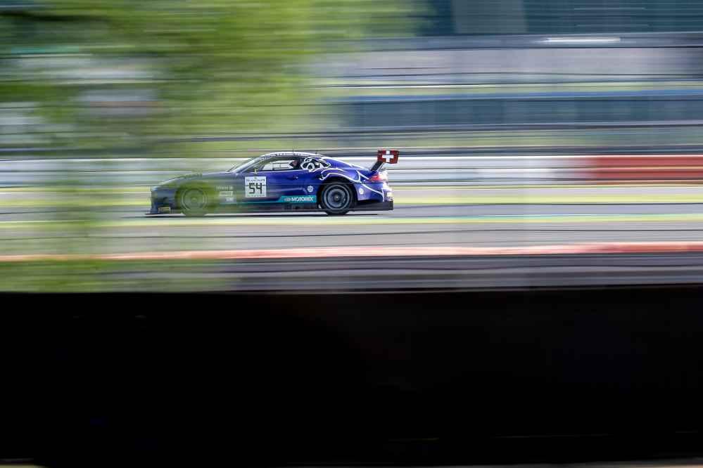 Emil Frey Racing sichert sich Platz 2 der Team Wertung im Endurance Cup