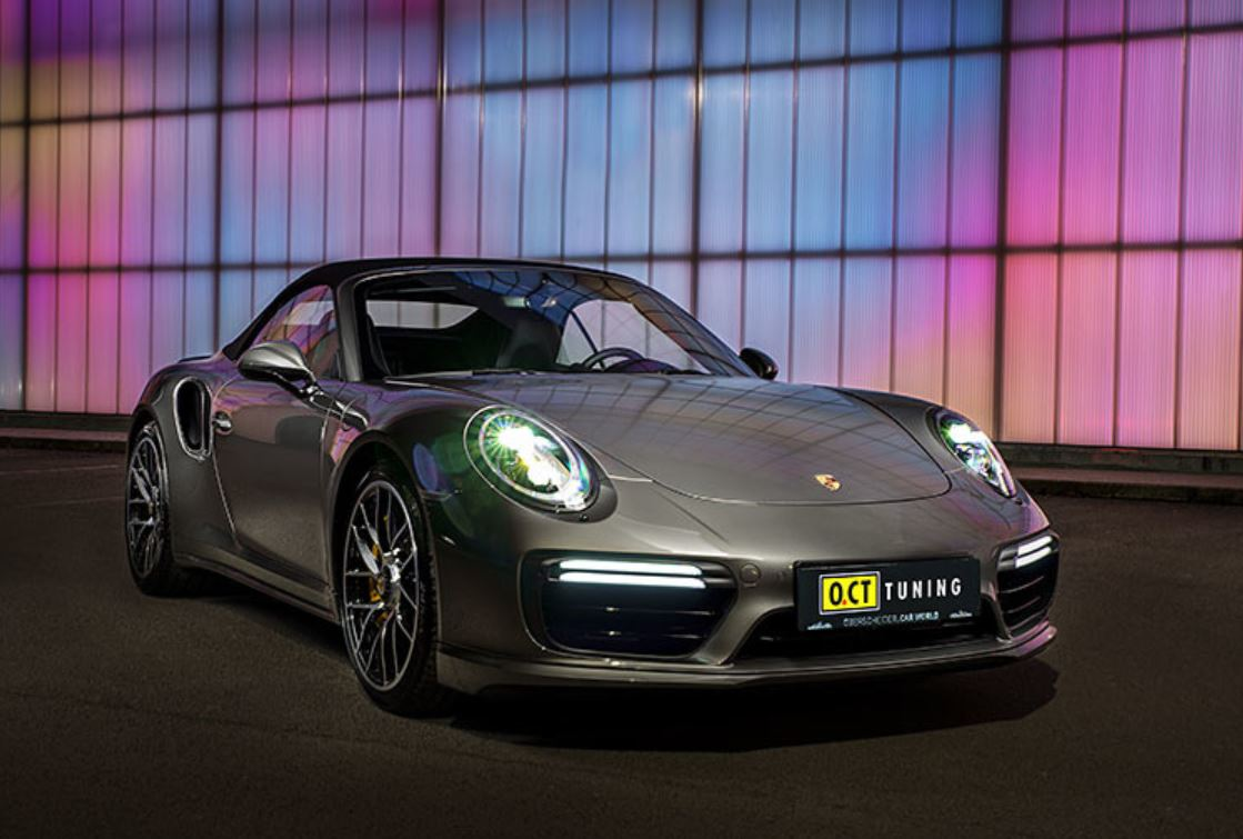 Porsche 911 (991-2) Turbo/Turbo S: Super Strong powered by O.CT TUNING