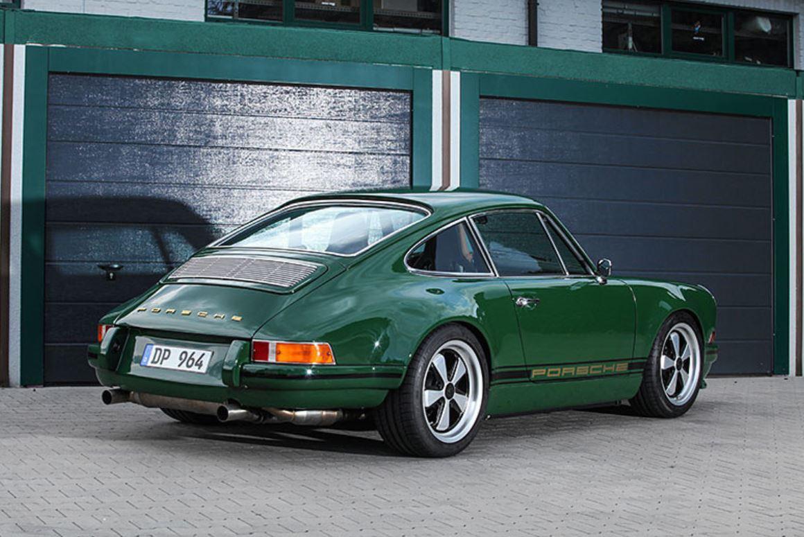 Porsche 964 dp Motorsport