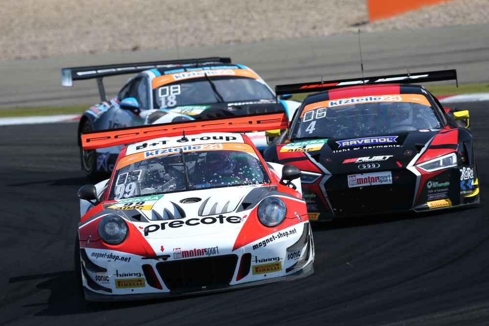 Die Porsche-Piloten glänzten mit einem Sieg und ihrer Konstanz