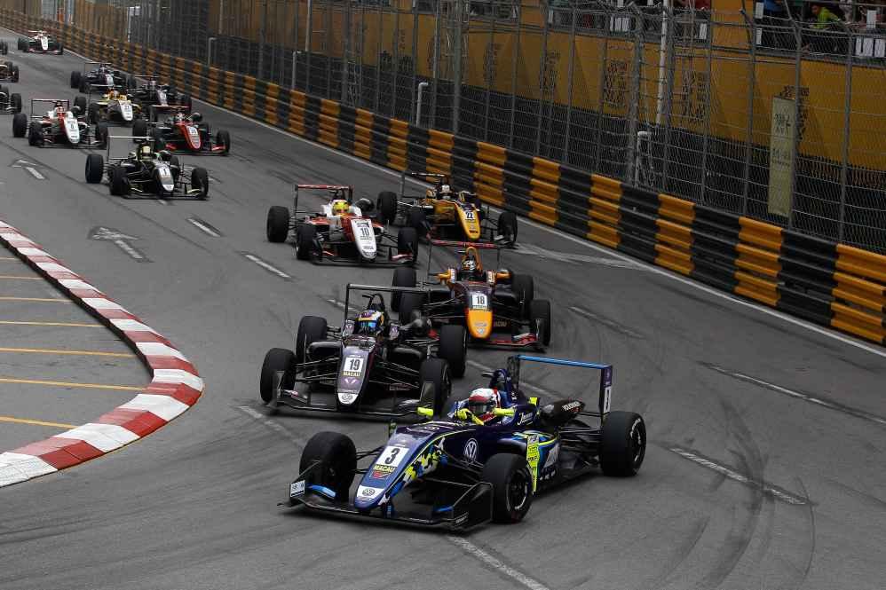 Formel 3: letzter Auftritt für Volkswagen