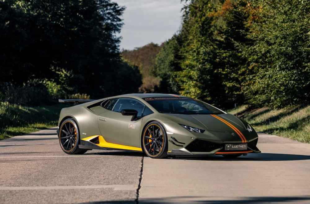 Huracan Avio LP610-4 by Luethen Motorsport