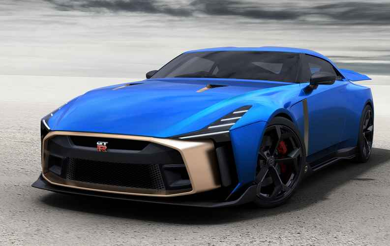Nissan GT-R50 by Italdesign ab sofort bestellbar