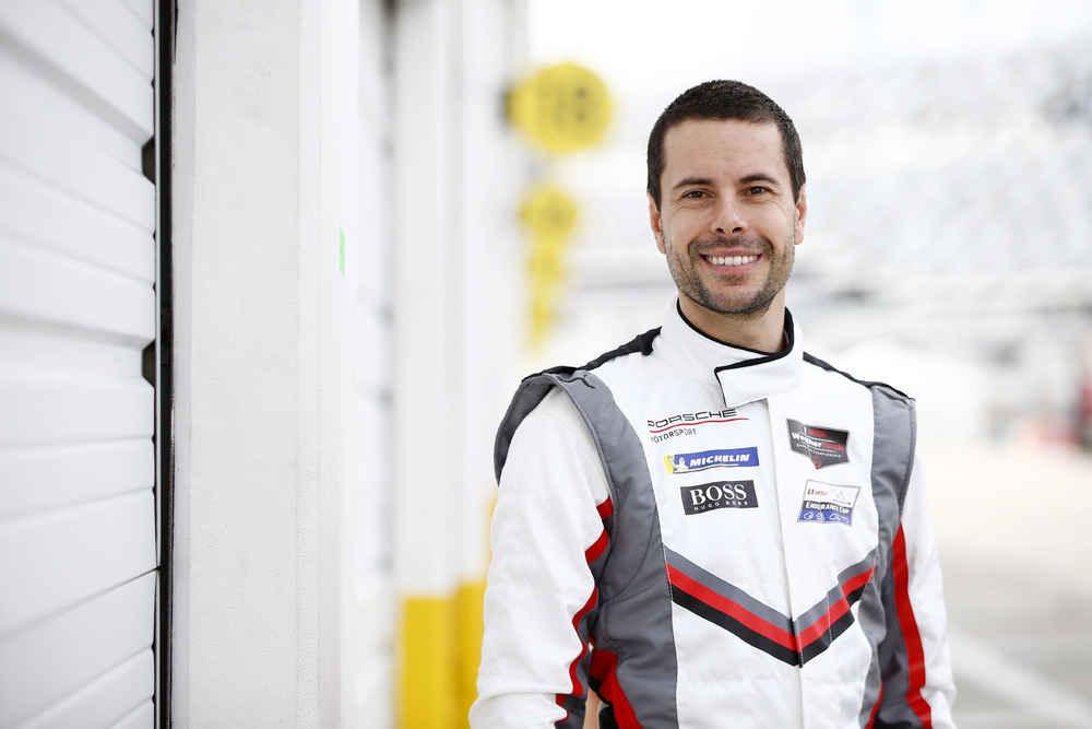 Porsche GT Team: Frederic Makowiecki