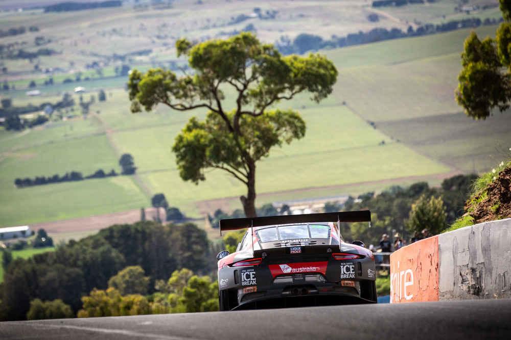 Competition Motorsports/McElrea Racing: David Calvert-Jones, Kevin Estre, Jaxon Evans