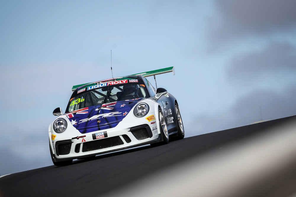 Ashley Seward Motorsport, Porsche GT3 Cup (43), Danny Stutterd, Sam Fillmore, Richard Muscat