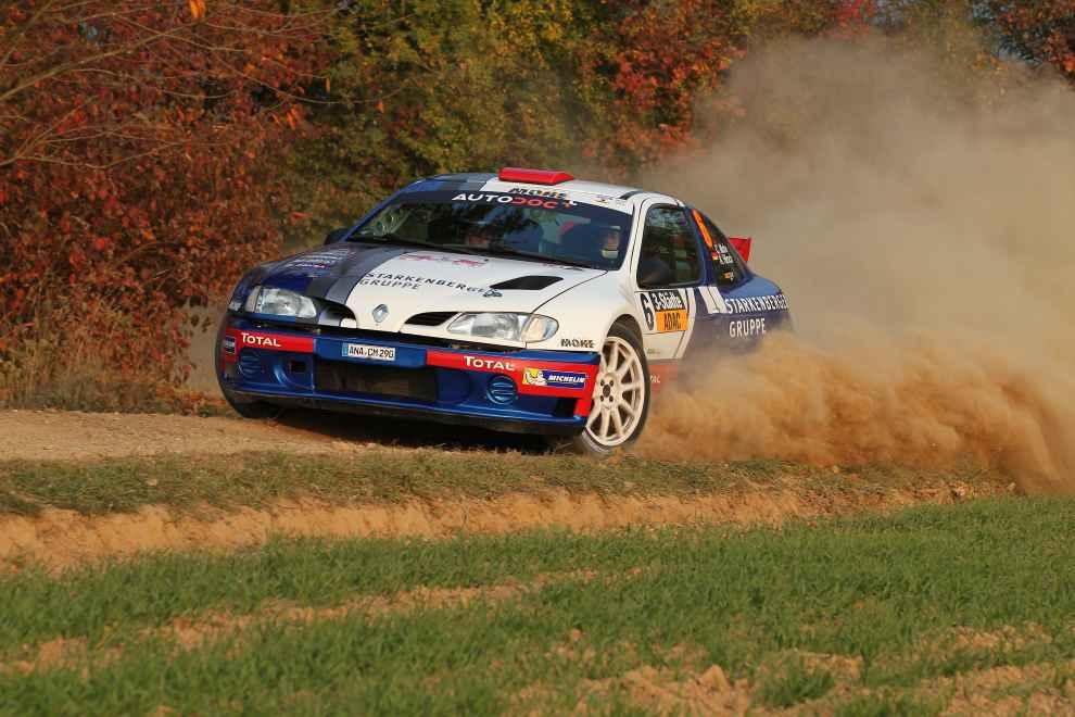 Carsten Mohe begeistert Fans im Renault Mégane Maxi