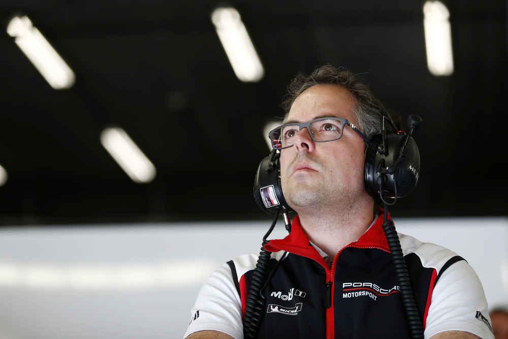 Pascal Zurlinden (Gesamtprojektleier GT Werksmotorsport)