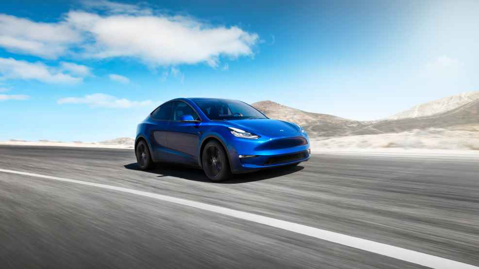 Tesla Model Y: Lauwarmes Echo