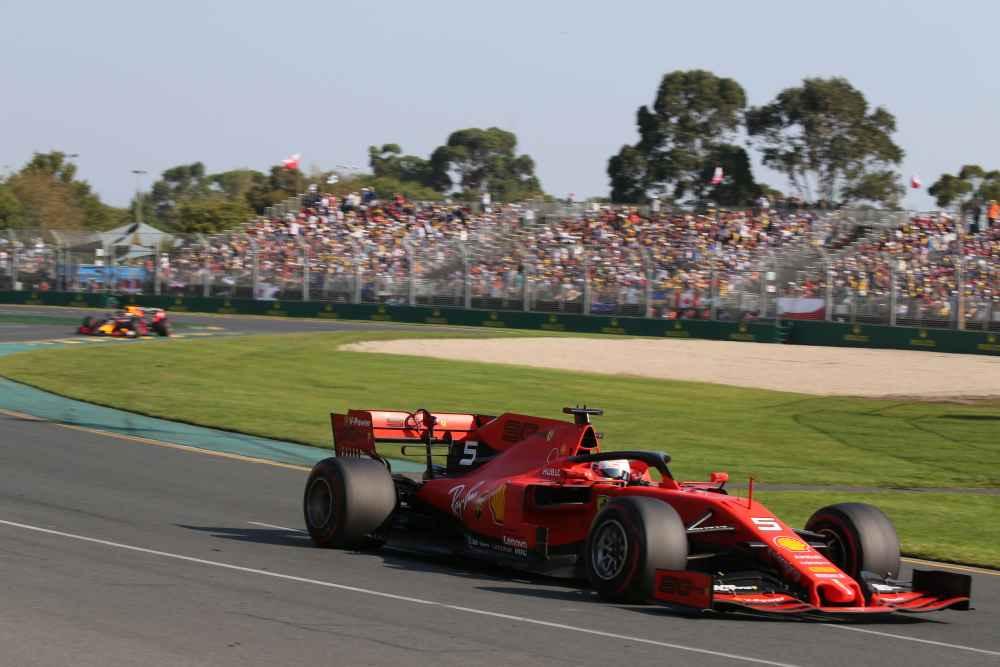 Schlechter Start für Ferrari in Australien