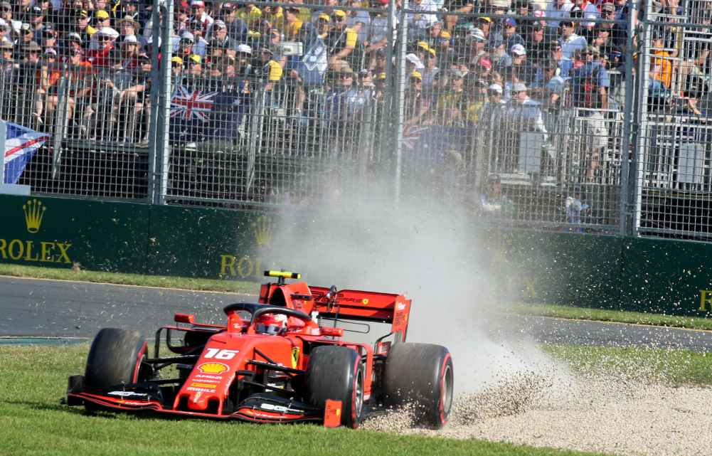 Ferrari ist der eindeutige Verlierer von Melbourne
