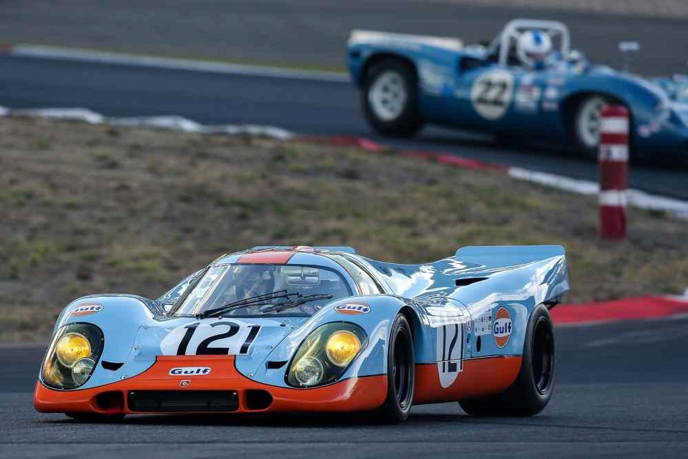 FIA Masters Historic Sportscar Championship verspricht spektakulären Sound und spektakuläre Rennen