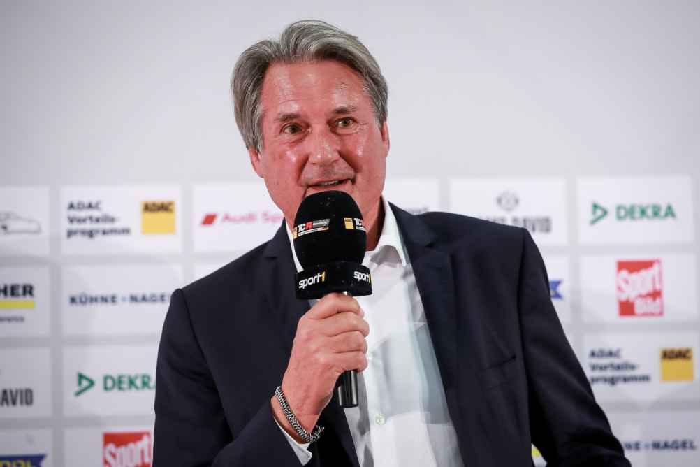ADAC Sportpräsident Hermann Tomczyk freut sich auf eine spannende Saison