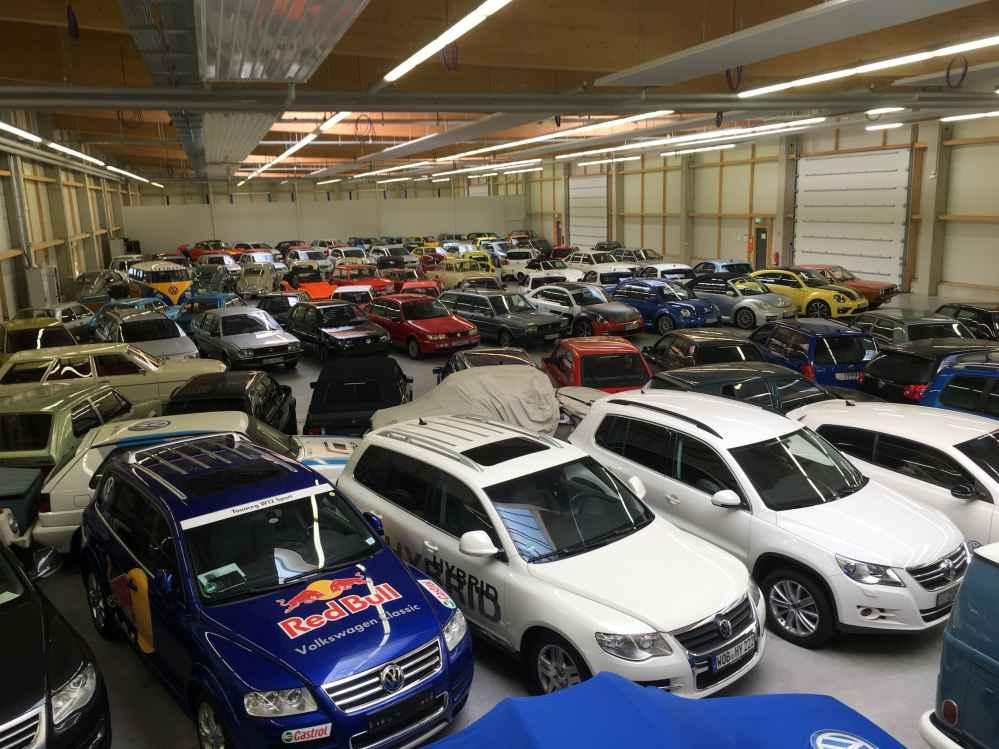Volkswagen Classic Depot.