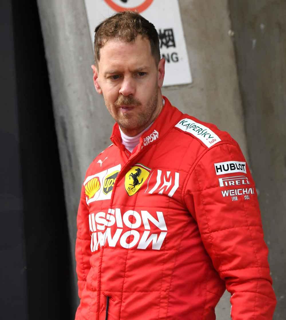 GP China nicht nach Plan gelaufen für Ferrari