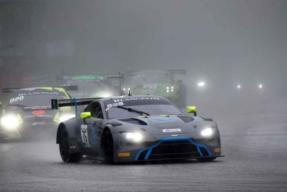 Nr.76 Aston Martin Vantage V8 GT3 - Qualifying: P19 - Ergebnis: P19 (77 Runden)