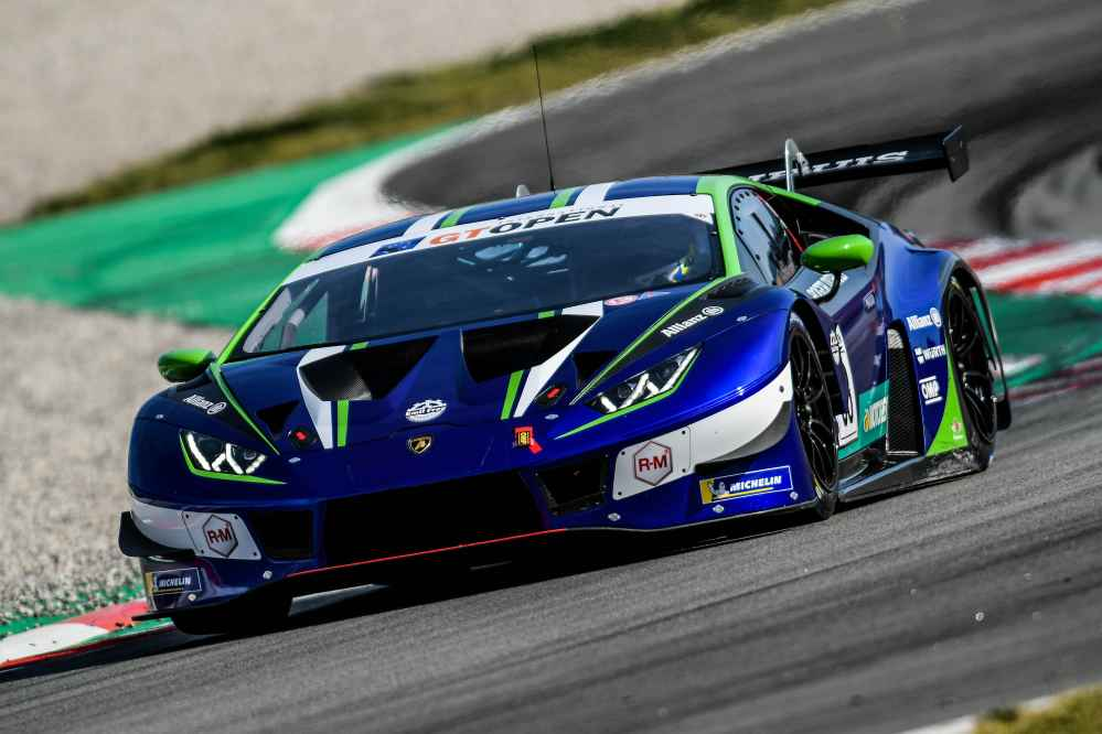 International GT Open: Los gehts - Emil Frey Racing fiebert Saisonstart entgegen