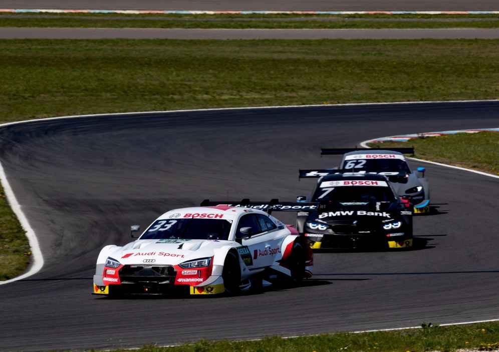 DTM-Rundenrekord um mehr als zwei Sekunden unterboten