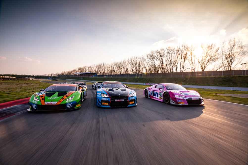 Lamborghini (links) holte 2018 einen Sieg in Oschersleben