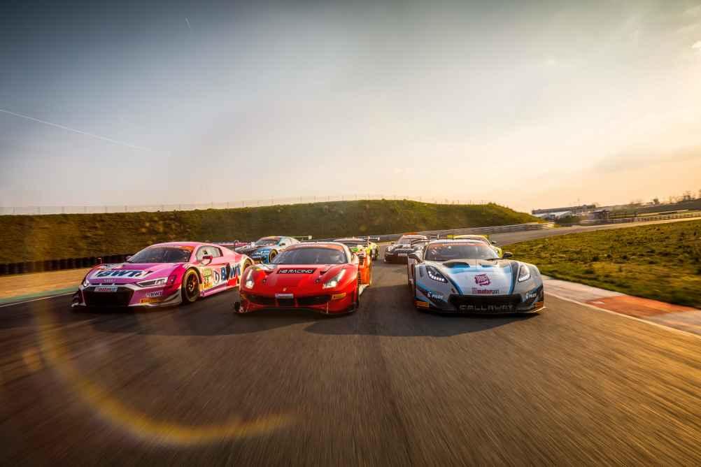 Audi, Ferrari und Corvette treten auch 2019 im ADAC GT Masters an